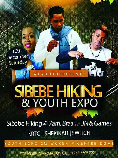 Sibebe Hiking And Youth Expo