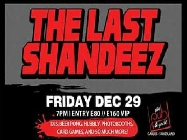 The Last Shandeez
