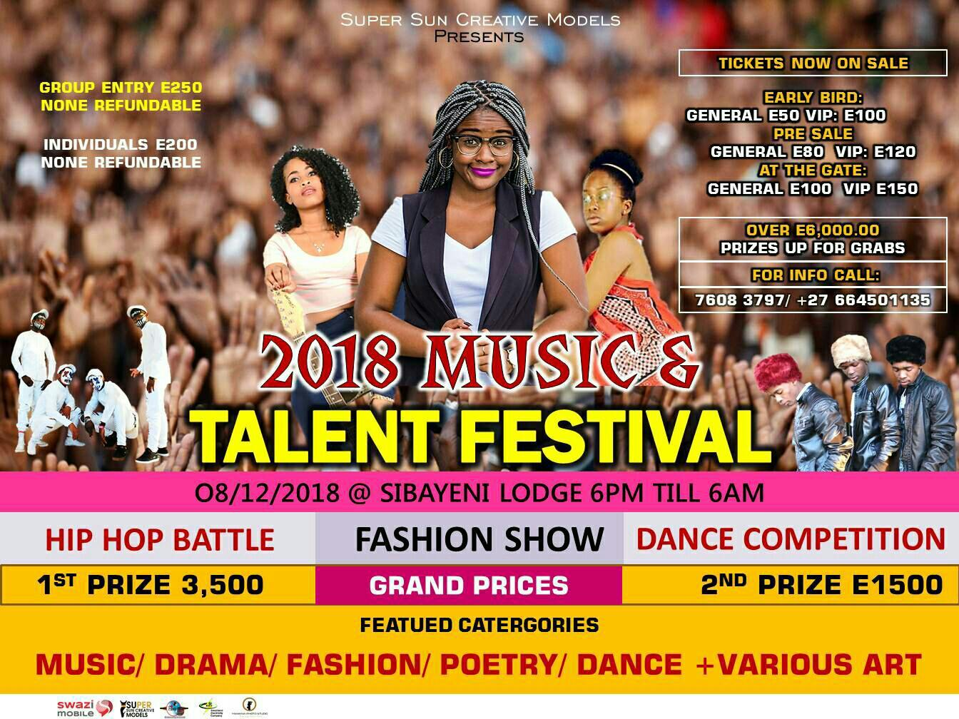 2018 Music And Talent Festival