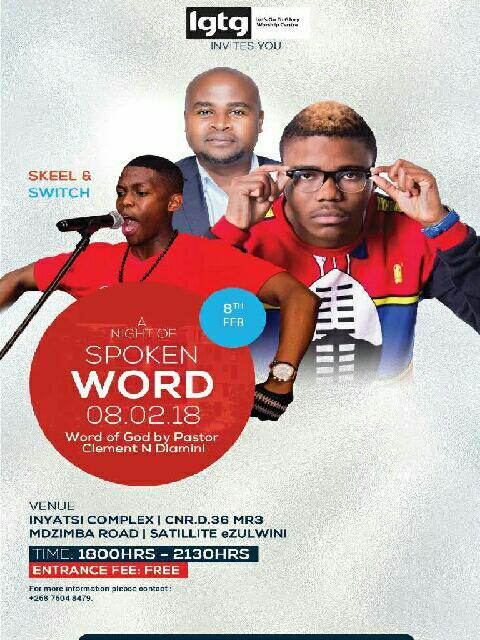 A Night Of Spoken Word