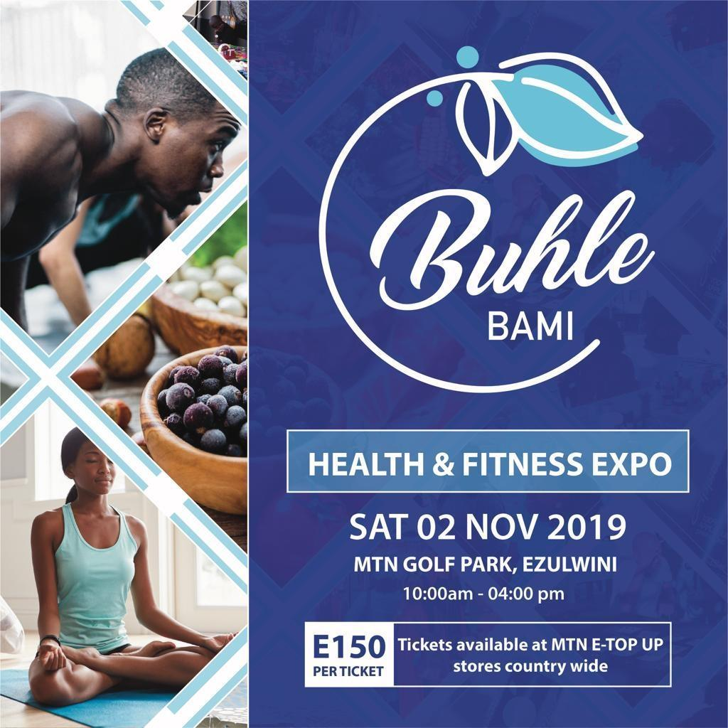 Buhle Bami Health And Fitness Expo