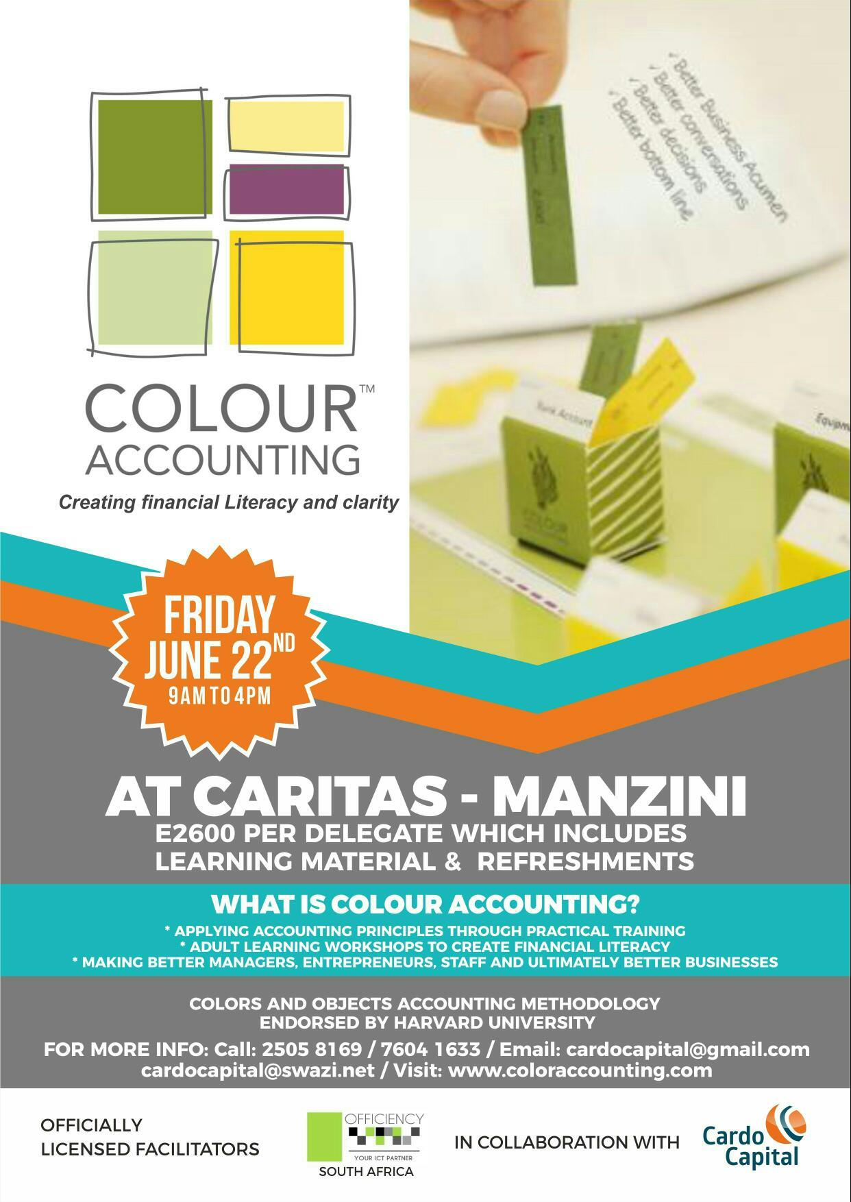 Colour Accounting