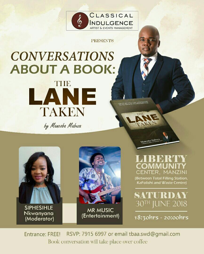 Conversations About A Book - The Lane Taken
