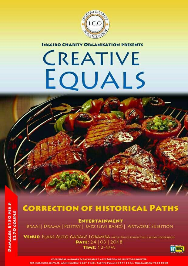 Creative Equals - Correction Of Historical Paths