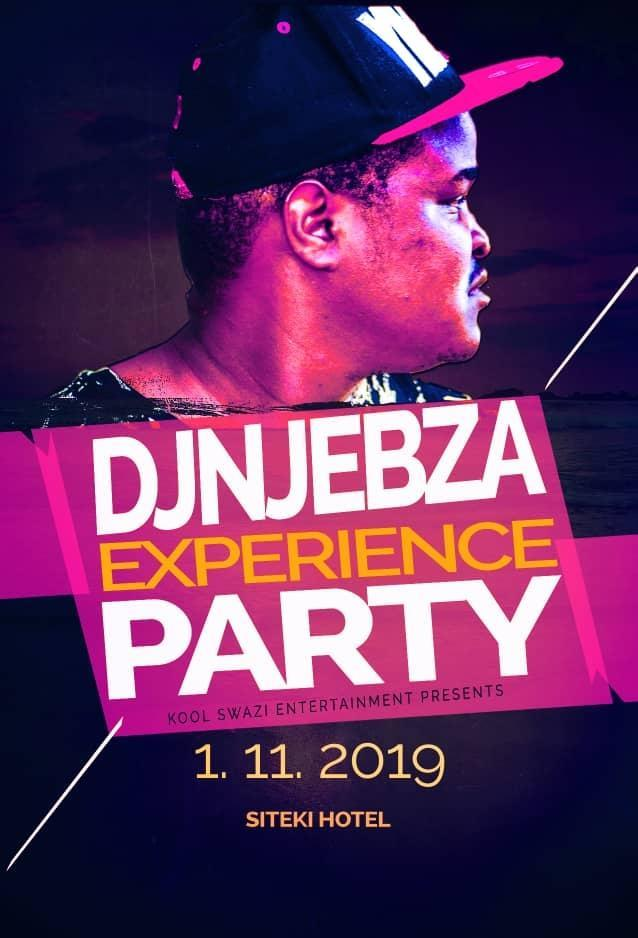 DJ Njebza Experience Party 2019