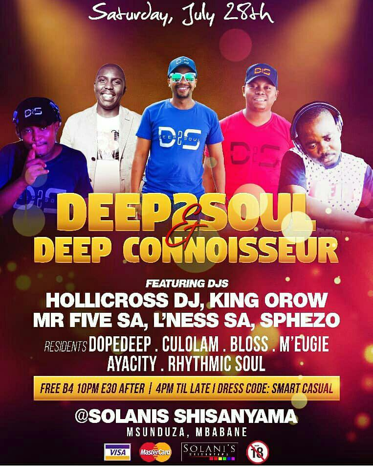 Deepsoul And Deep Connoisseur