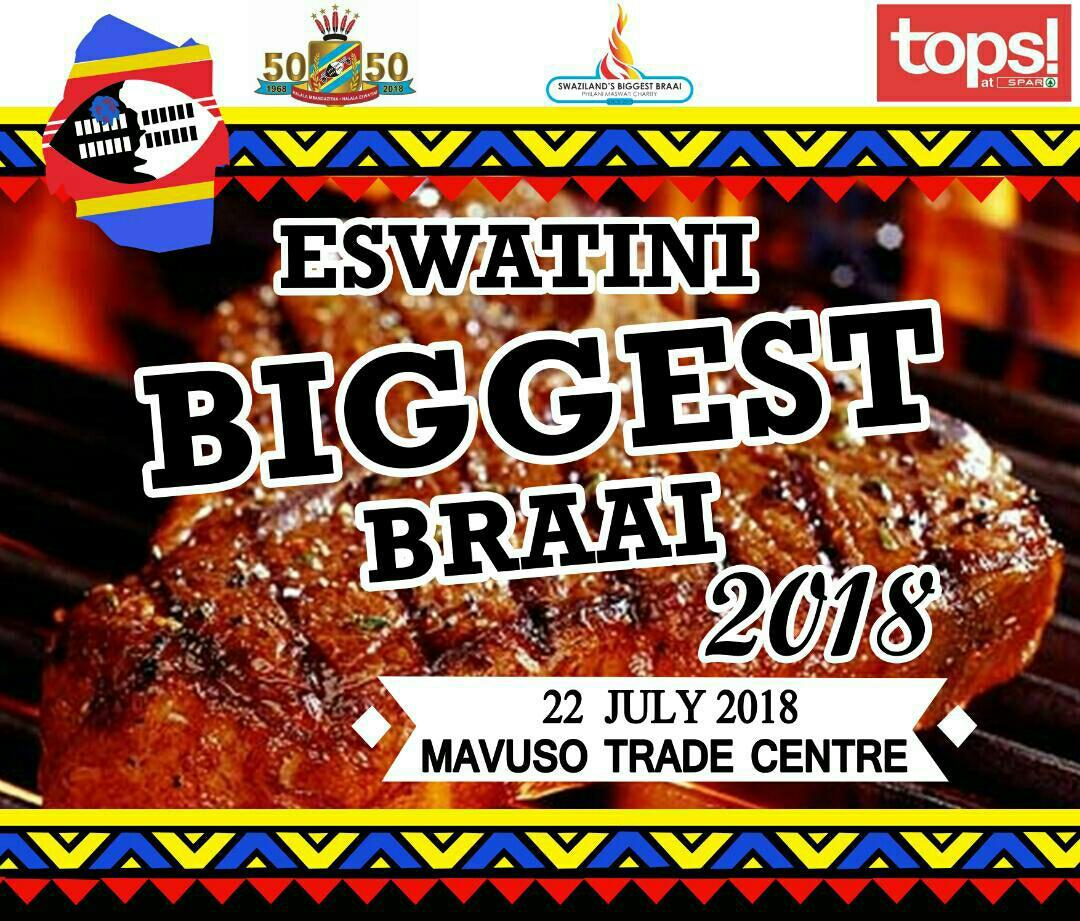 Eswatini Biggest Braai 2018