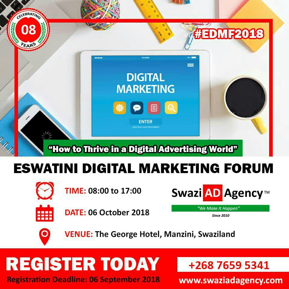 Eswatini Digital Marketing Forum