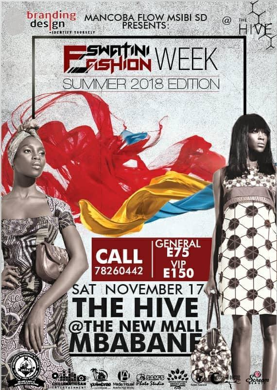Eswatini Fashion Week - Summer 2018 Edition