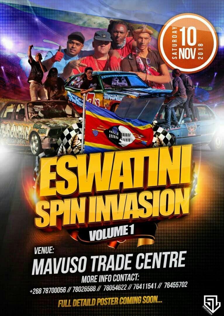 Eswatini Spin Invasion Volume 1
