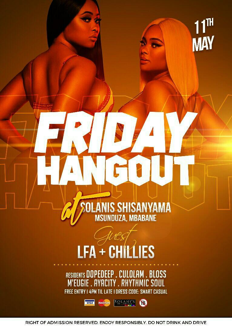 Friday Hangout