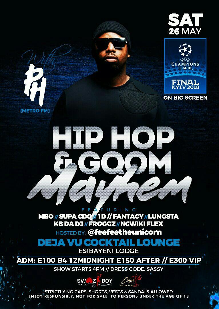 Hip Hop And Gqom Mayhem