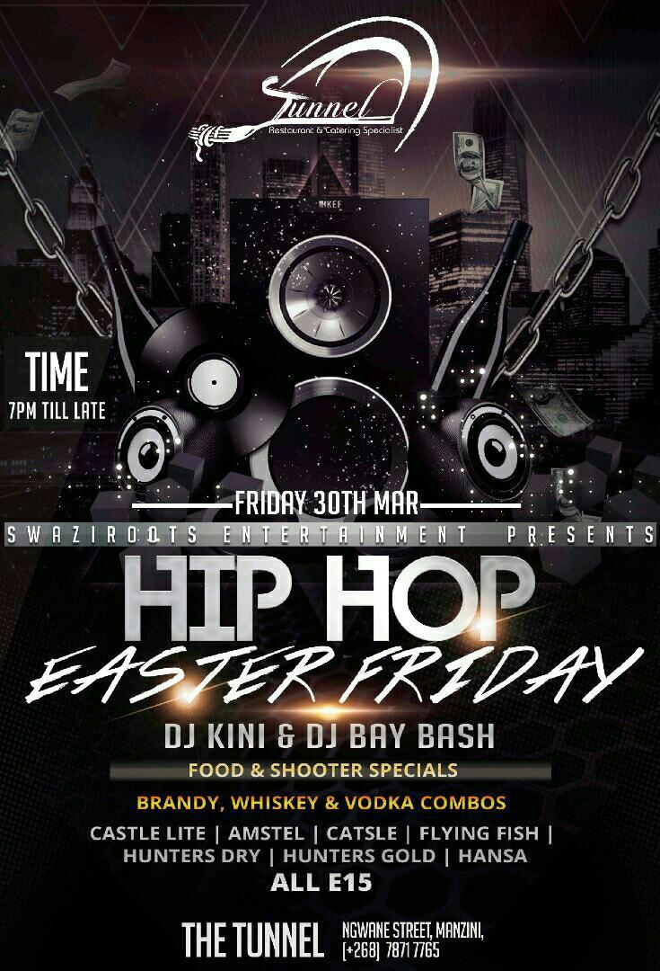 Hip Hop Easter Friday
