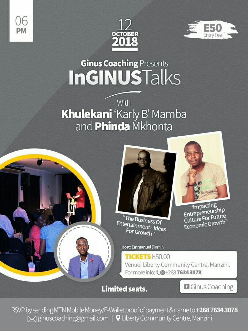 InGinus Talks With Khulekani And Phinda
