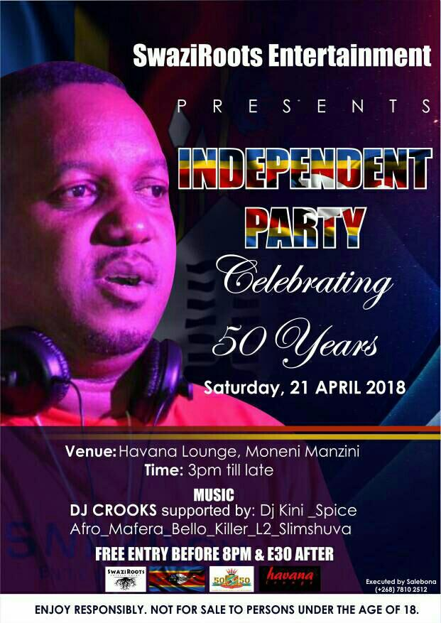 Independent Party Celebrating 50 Years