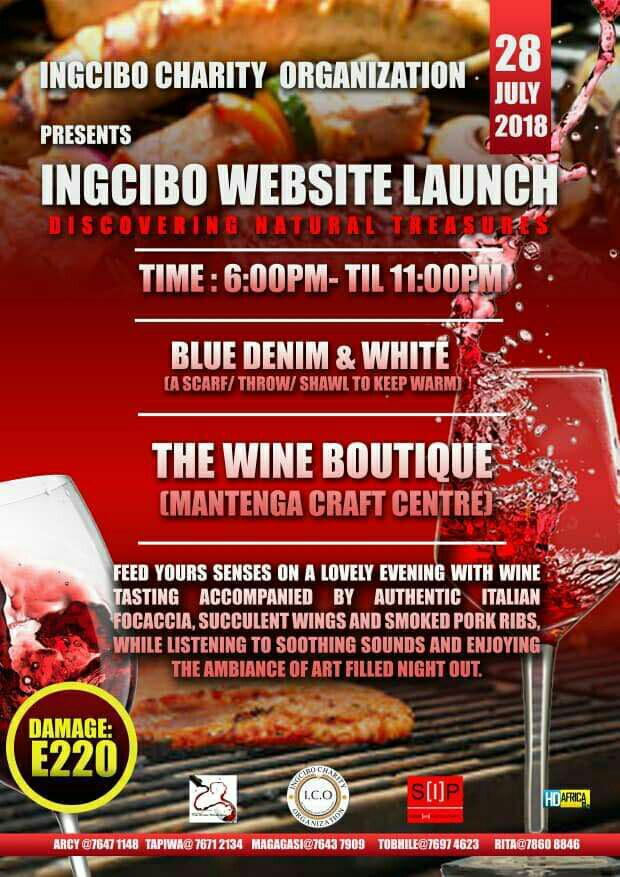 Ingcibo Website Launch