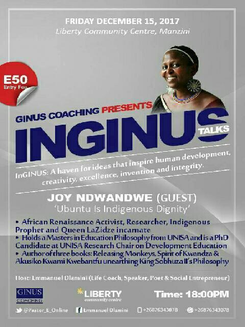 Inginus Talks