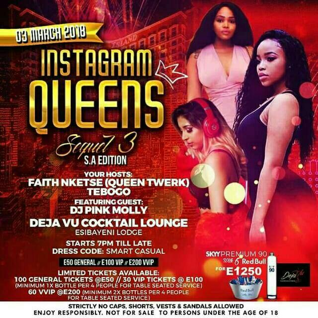 Instagram Queens Sequel 3