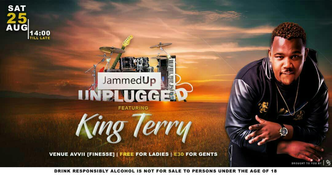 JammedUp Unplugged With King Terry
