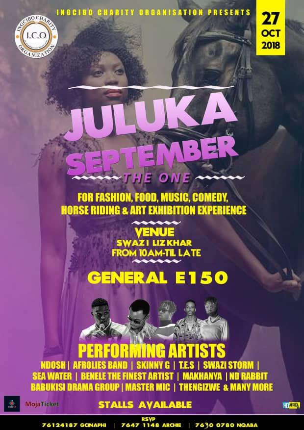 Juluka September