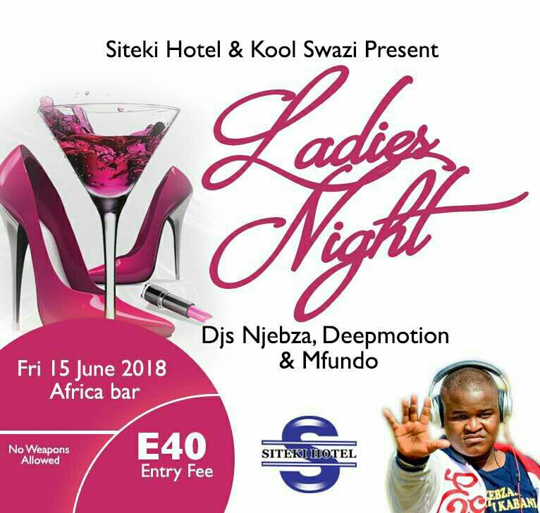 Ladies Night With DJs Njebza - Deepmotion - Mfundo