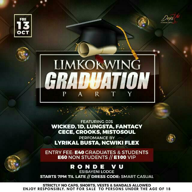 Limkokwing Graduation Party