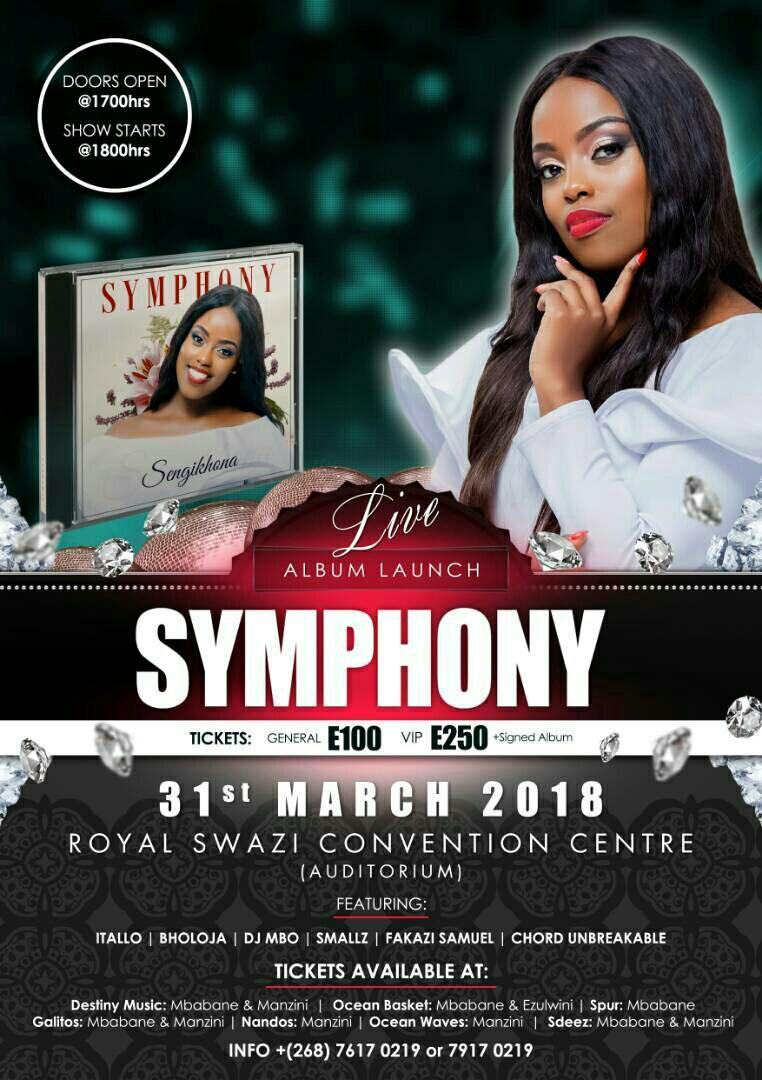 Live Album Launch - Symphony