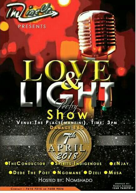 Love And Light Poetry Show