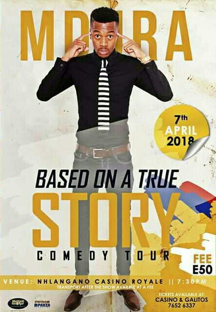 Mdura - Based On A True Story Tour