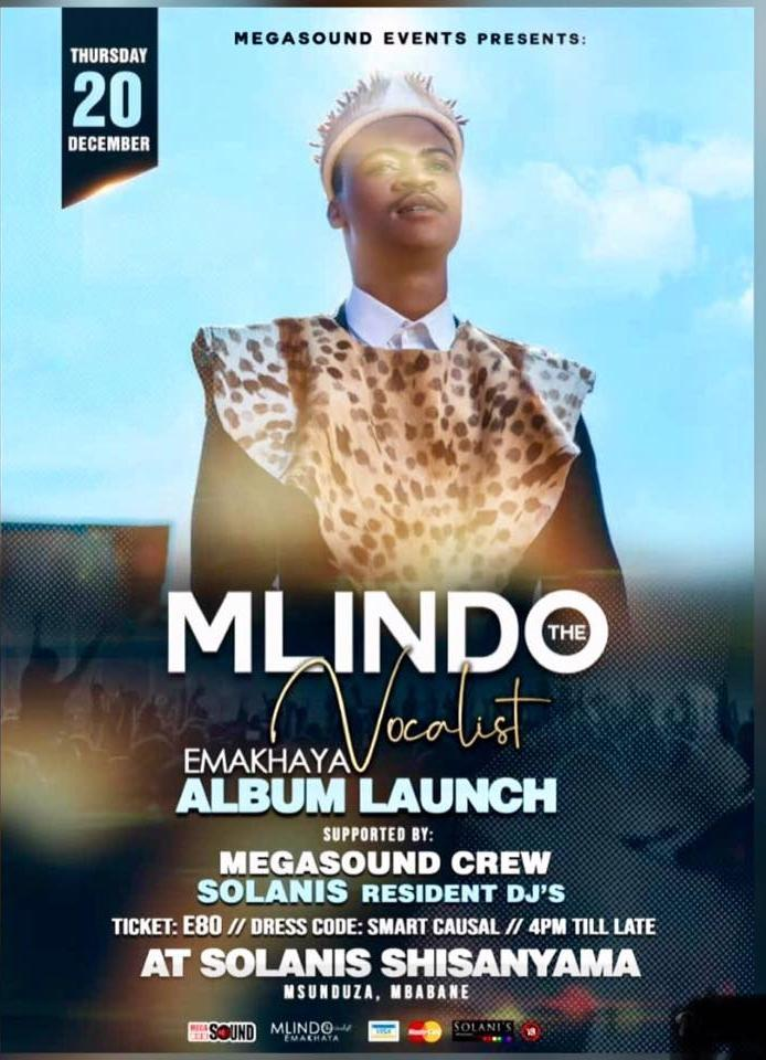 Mlindo The Vocalist - Emakhaya Album Launch