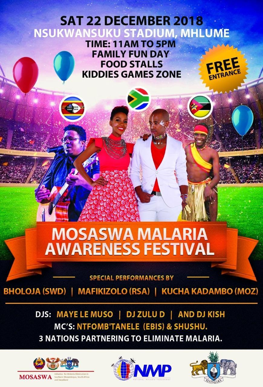 Mosaswa Malaria Awareness Festival