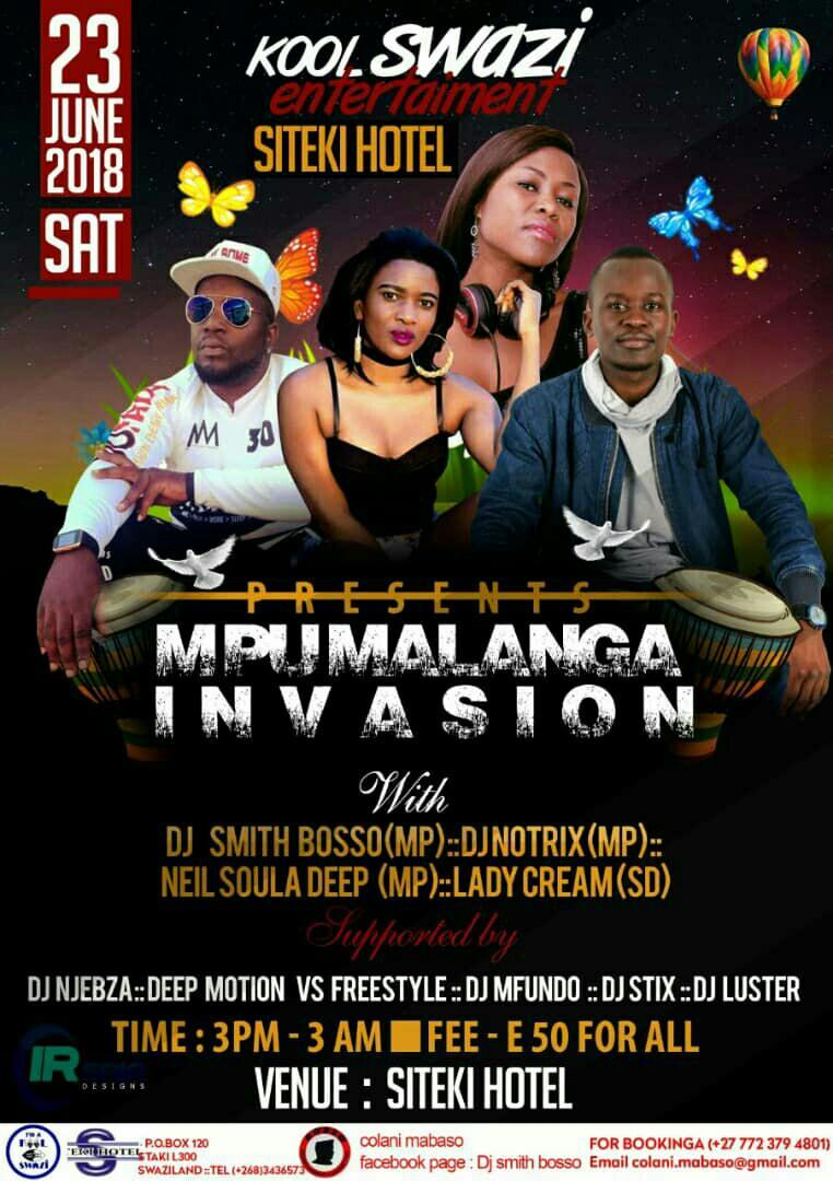 Mpumalanga Invasion
