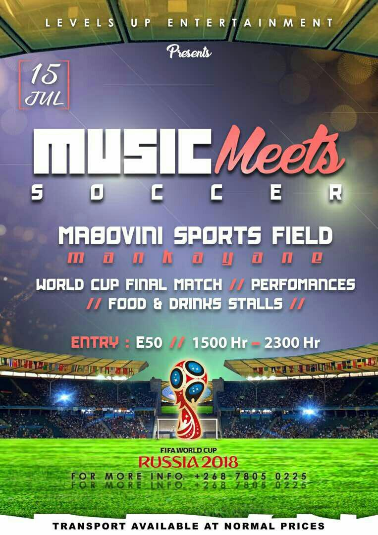 Music Meets Soccer
