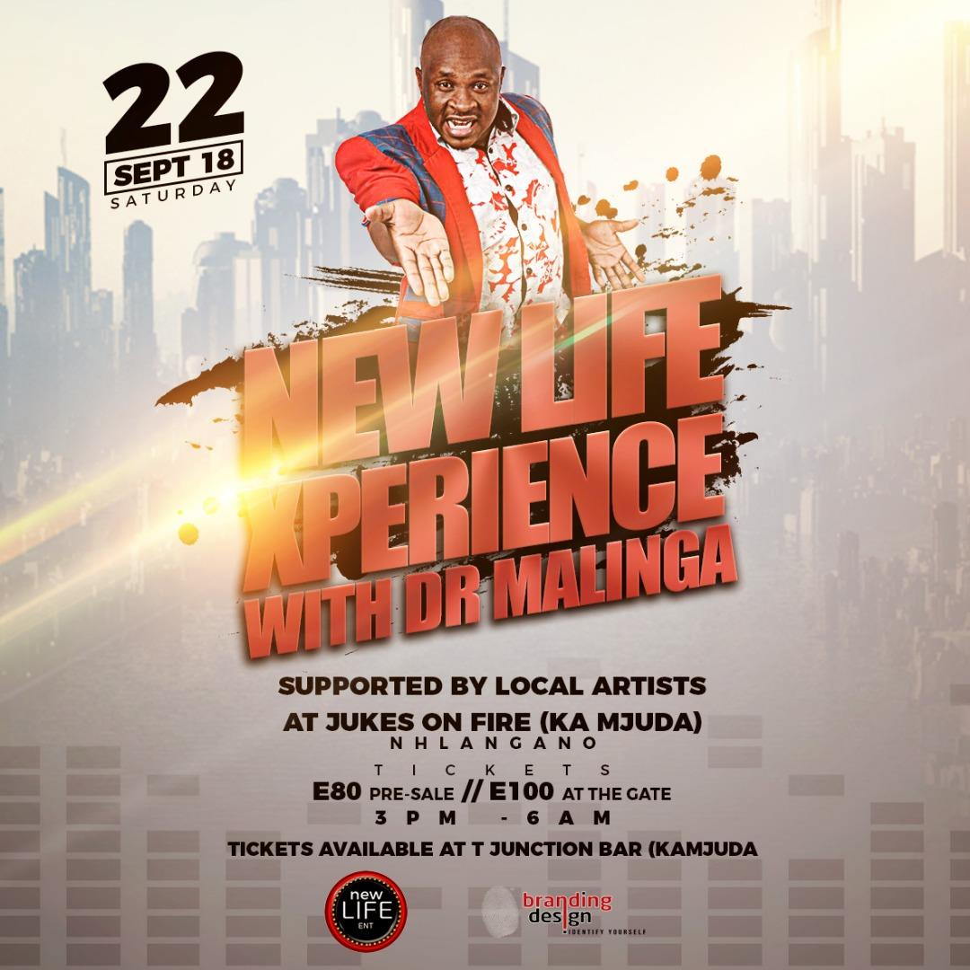 New Life Xperience With Dr Malinga