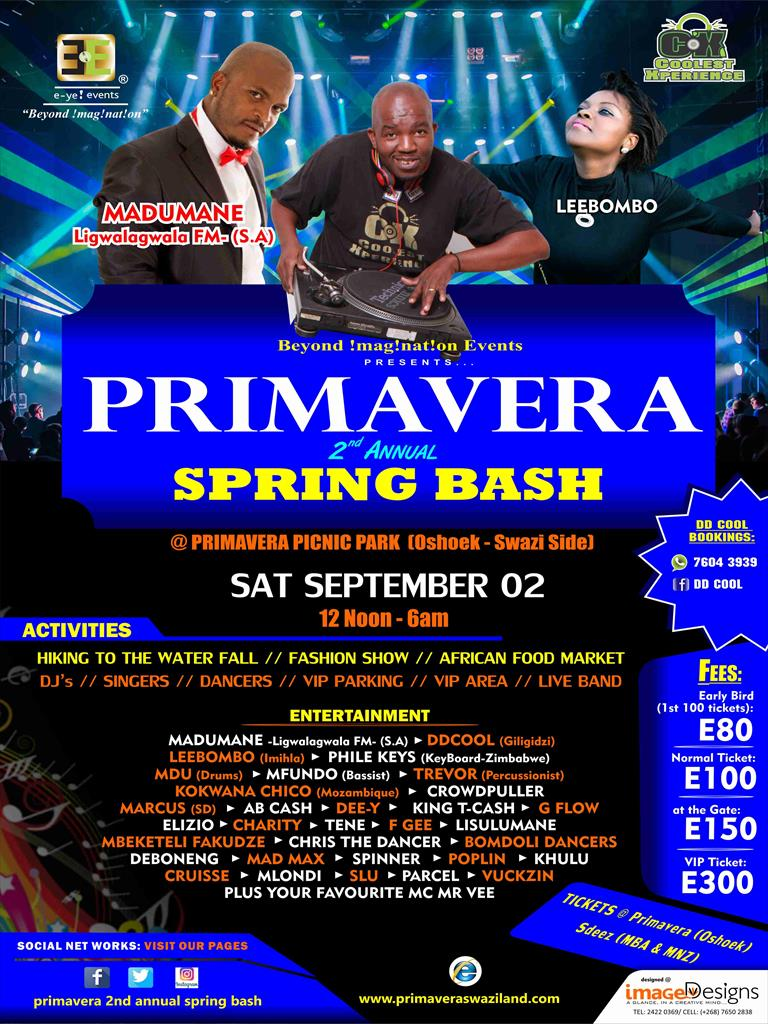 Primavera 2nd Annual Spring Bash
