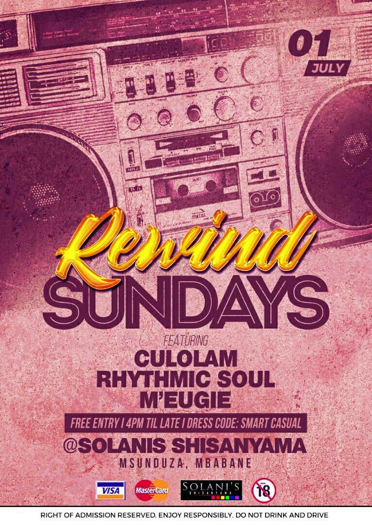 Rewind Sundays With Culolam