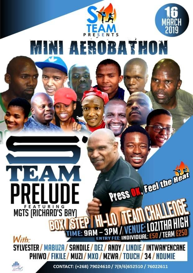 S-Team Mini Aerobathon Pic