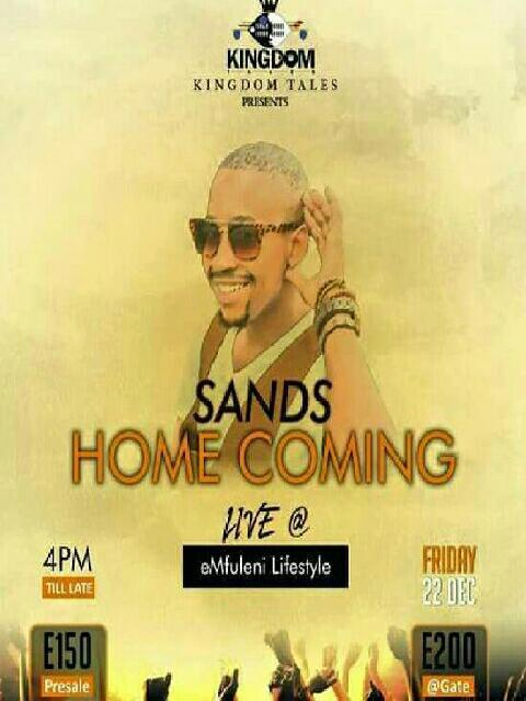 Sands Home Coming Live