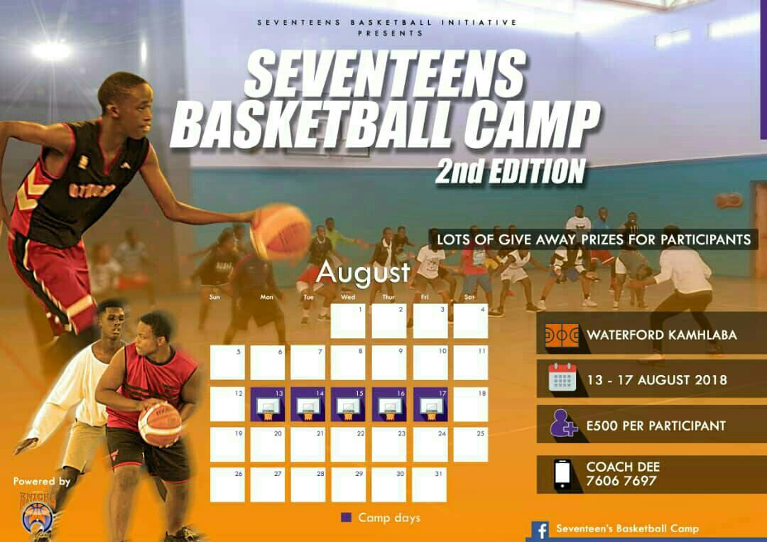 Seventeens Basketball Camp 2nd Edition