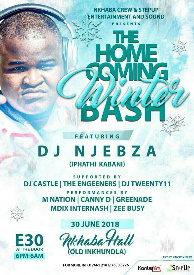 The Home Coming Winter Bash