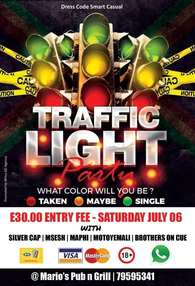 The Traffic Light Party Pic