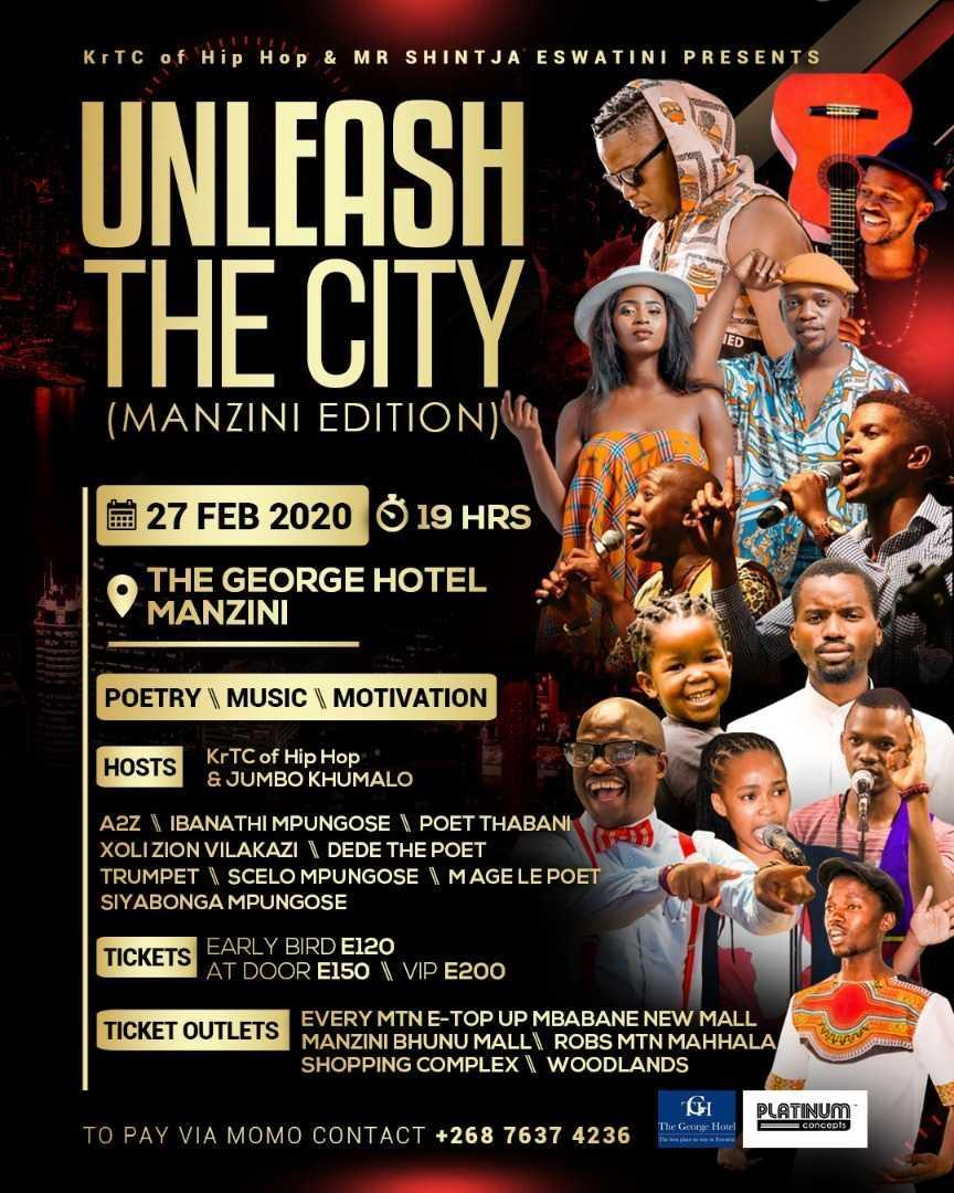 Unleash The City - Manzini Edition Pic