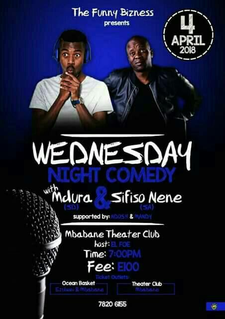 WNC With Mdura And Sifiso Nene