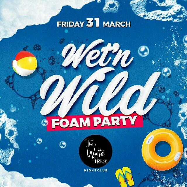 Wet N Wild Foam Party