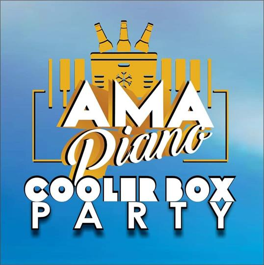 AMA Piano Cooler Box Party Pic