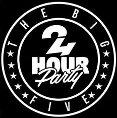 The BIG FIVE 24 Hour Party Pic