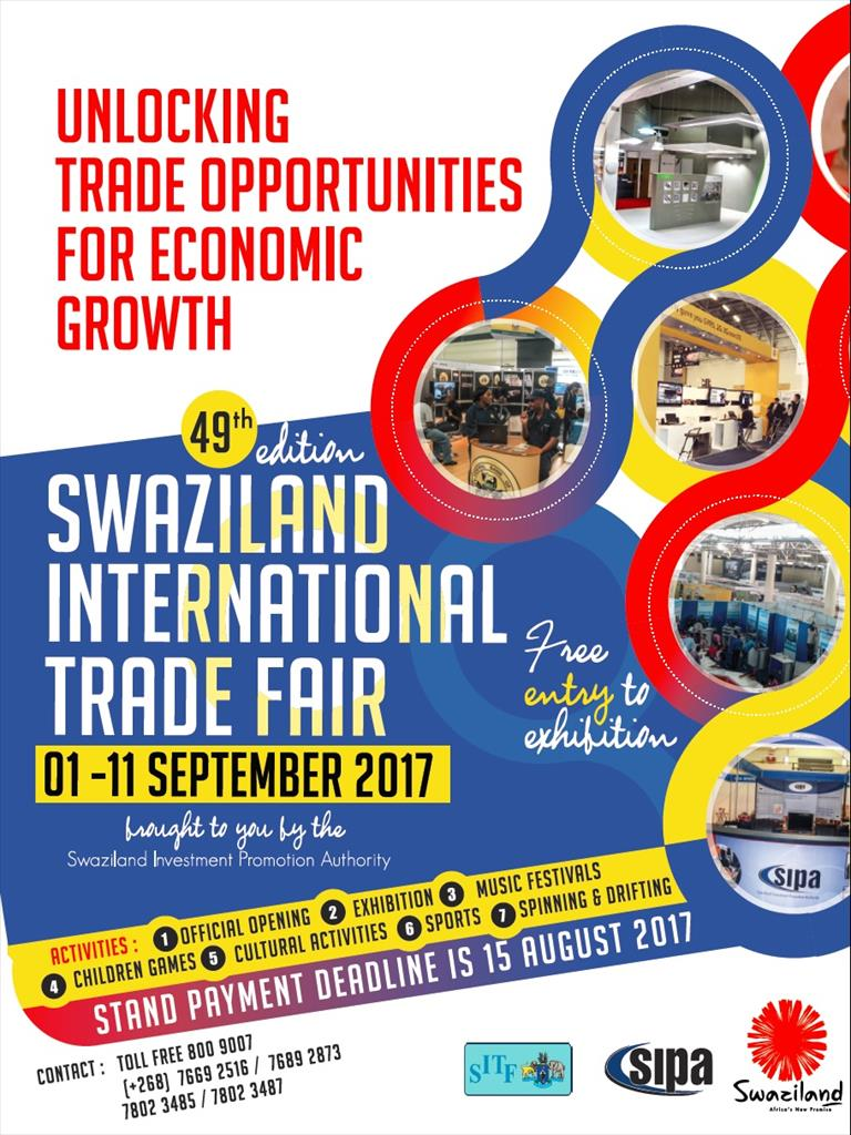 49th Swaziland International Trade Fair 2017