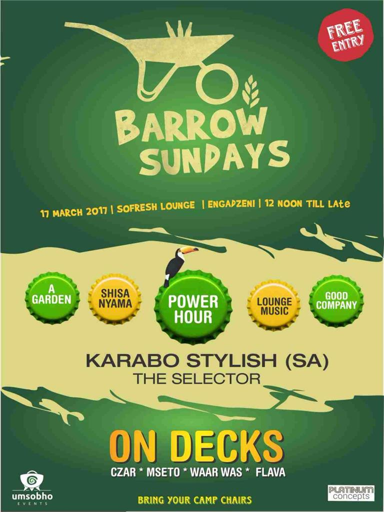 Burrow Sundays - Karabo Stylish