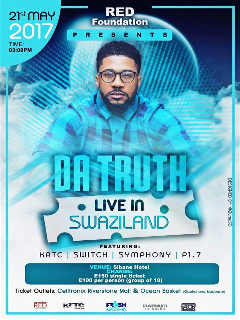 Da Truth Live In Swaziland