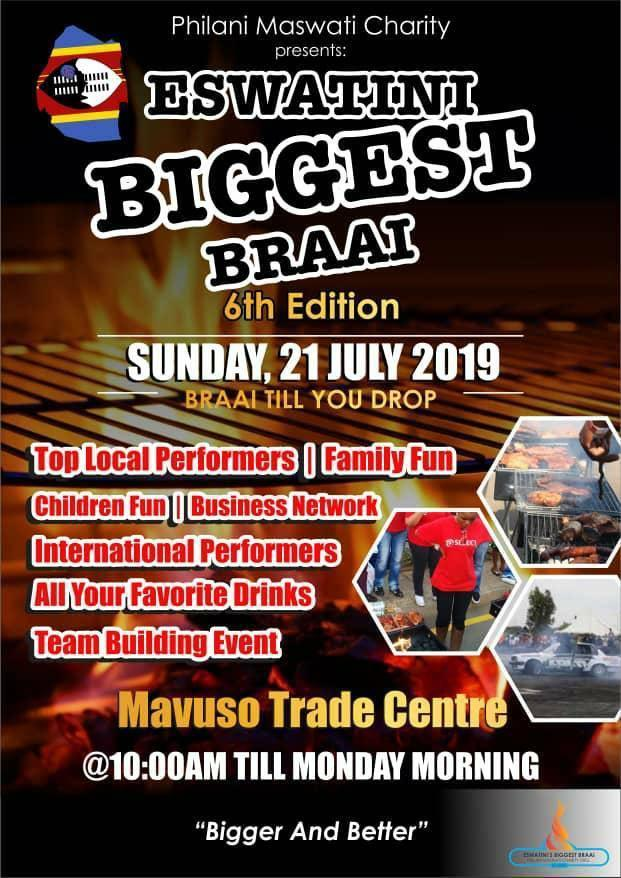 Eswatini Biggest Braai 5th Edition Pic